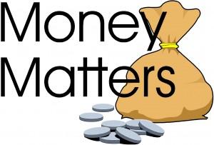 Money Matters Money Bag