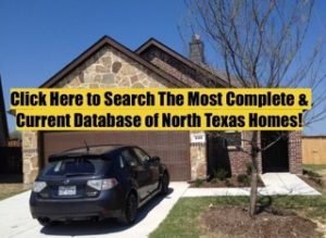 North Texas Home Search